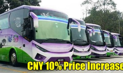 Bus Increase Price - WORLD OF BUZZ 2