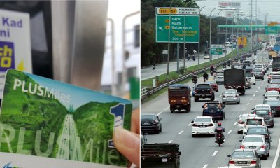 Emergency Lanes to Open & TNG Reload Service to Close on PLUS Highway This CNY - WORLD OF BUZZ 1