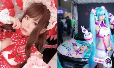 Japanese Cosplayer Reveals How She Made 10 Million Yen in One Day Cosplayer Reveals How She Made Approx RM377 000 in One Day By Selling Mostly Merchandise Japanese Cosplayer Reveals How She Earned Approx RM377, 000 in One Day By Selling Mostly Merchandise - WORLD OF BUZZ