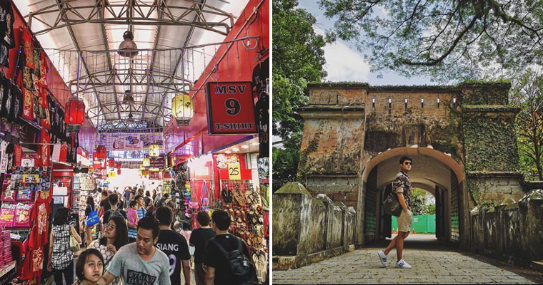 From Shopping to Art & Culture, Here Are 8 Unforgettable Things You Can Do in S'pore to Satisfy Your Needs - WORLD OF BUZZ