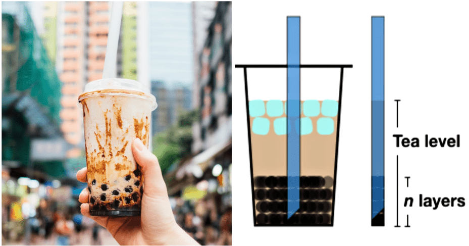 Genius Calculates The Best Way To Drink Bubble Tea Without Finishing The Tea First - WORLD OF BUZZ 5