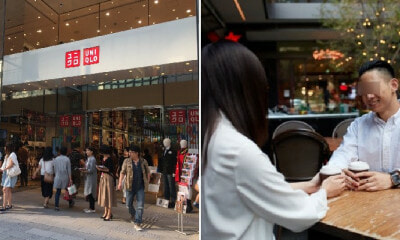 "Girl Upset Guy Wore Uniqlo and H&M on First Date Because She Says They Are ""Cheap Brands"" - WORLD OF BUZZ 4"