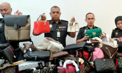 Guchi and Plarda: Cops Bust Four Outlets Pawning Counterfeit Luxury Bags In JB - WORLD OF BUZZ 2