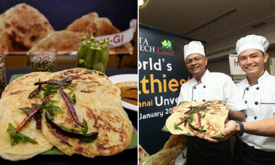 Healthy Roti Canai - WORLD OF BUZZ 5