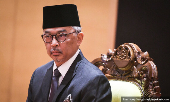 Here Are XXX Things You Didn't Know About The New Agong on The Block - WORLD OF BUZZ 2