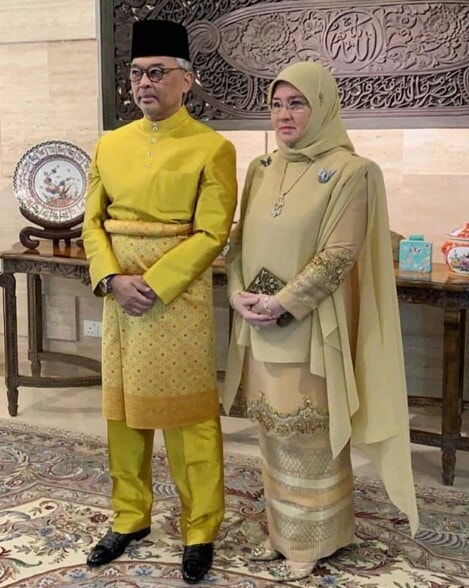 Here Are XXX Things You Didn't Know About The New Agong on The Block - WORLD OF BUZZ 6