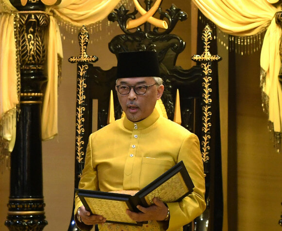 Here Are XXX Things You Didn't Know About The New Agong on The Block - WORLD OF BUZZ