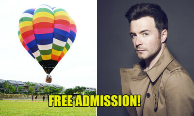 Hot Air Balloons, Laser Tag, Int'l Artists and More for FREE at The First Lakeside Concert in Shah Alam! - WORLD OF BUZZ