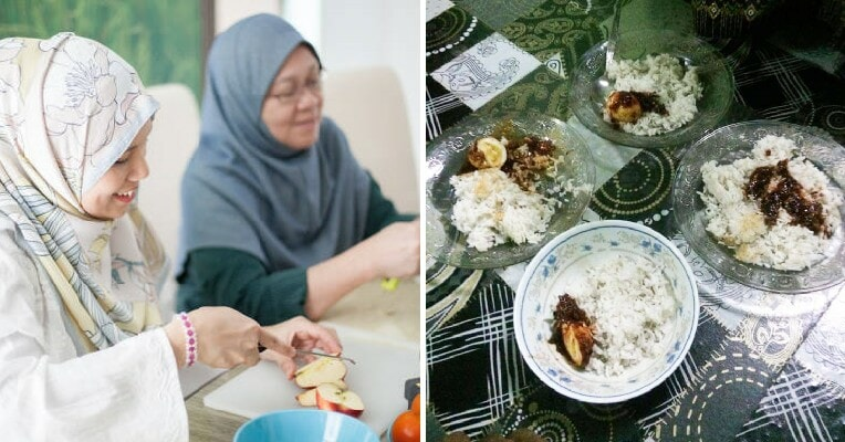 """""""I Cried While Eating The Nasi Lemak Because I Could No Longer Eat My Mother's Cooking Anymore"""" - WORLD OF BUZZ 3"""