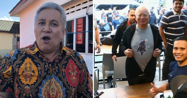 """""""i Would Slap His Face,"""" Chef Wan Says After Najib Claims Felda's Golden Age Under Bn Rule - World Of Buzz"""