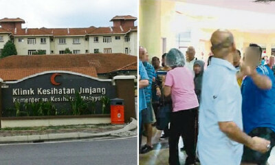 """If You Can't Wait, Then Leave!"" Rude Clinic Staff Tells Elderly Patient at Jinjang Clinic - WORLD OF BUZZ 2"