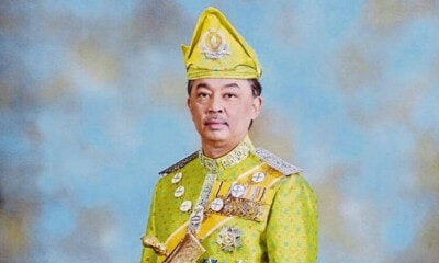 It's Official: Sultan of Pahang Announced as Our New Yang di-Pertuan Agong - WORLD OF BUZZ 1
