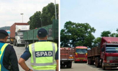 Jpj: Heavy Vehicles To Be Banned On Roads This Coming Chinese New Year - World Of Buzz