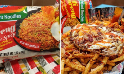 Love Indomie? Wait Till You See These Indomie Loaded Fries! - WORLD OF BUZZ 7