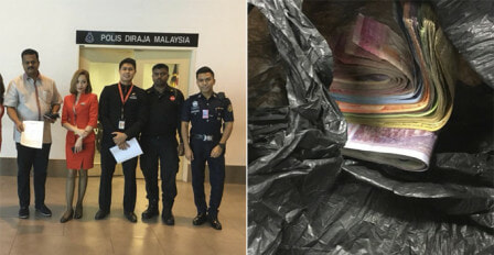 Lucky M'sian Man Finds RM20,000 In Used Clothes, Mufti Asks Him To Donate All - WORLD OF BUZZ