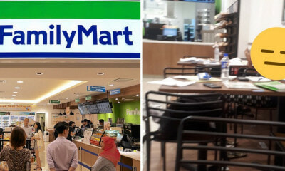 Malaysian Netizen Calls Out Students Hogging Tables at Family Mart - WORLD OF BUZZ 6