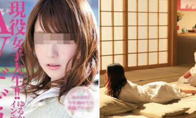 Man Shockingly Discovers GF Who's Studying In Japan Acting In Adult Videos - WORLD OF BUZZ