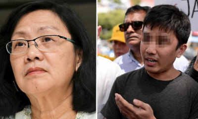 Maria Chin's Son Hospitalised After Being Stabbed During Failed Robbery Attempt - WORLD OF BUZZ