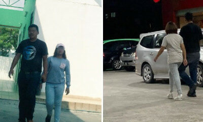 M'sian Encounters Couple Using Same Story A Year Ago Trying to Scam Them in Setia Alam Petrol Station - WORLD OF BUZZ 3
