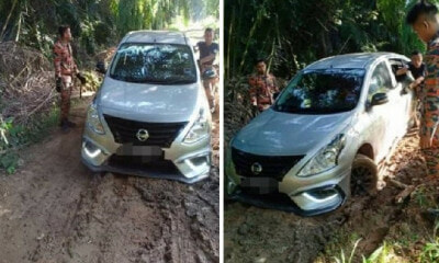 M'sian Gets Lost in Selangor Plantation After Blindly Following Waze, Calls Bomba for Rescue - WORLD OF BUZZ