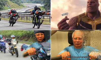 Najib's Recent Workout Picture Gets Turned Into Several Hilarious Memes By Creative Malaysians - WORLD OF BUZZ 3