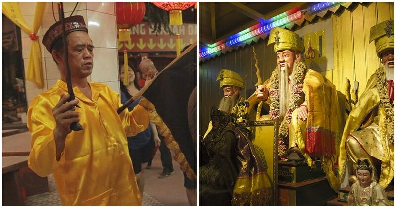 Netizen Shares Exciting Information About A Malay Guardian Spirit Worshiped By The Chinese - World Of Buzz 7