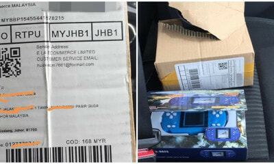 Netizen Warns Public Of Courier Fraud Following Personal Experience Of Being Cheated RM162 By Scammer - WORLD OF BUZZ