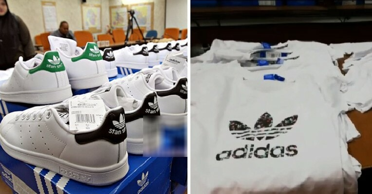 Over 1,000 Fake Adidas Goods Worth RM170,000 Seized From Seremban Mall - WORLD OF BUZZ 4