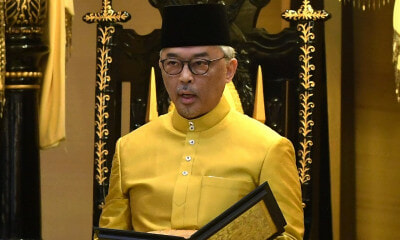 Pahang Declares State Holiday As Its Ruler Swears In As the 16th Agong - WORLD OF BUZZ 1