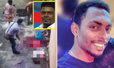 PDRM Hunting for Murder Suspect After PKR Youth Member Slashed to Death - WORLD OF BUZZ