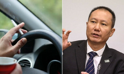 Penang Assemblyman Calls For Smoking Ban To Include Drivers - WORLD OF BUZZ