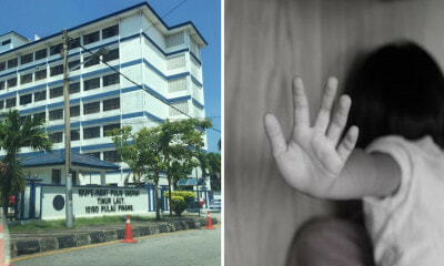Penang Father Pours Boiling Water on 8yo Daughter Because She Stole RM10 From Mother - WORLD OF BUZZ 4