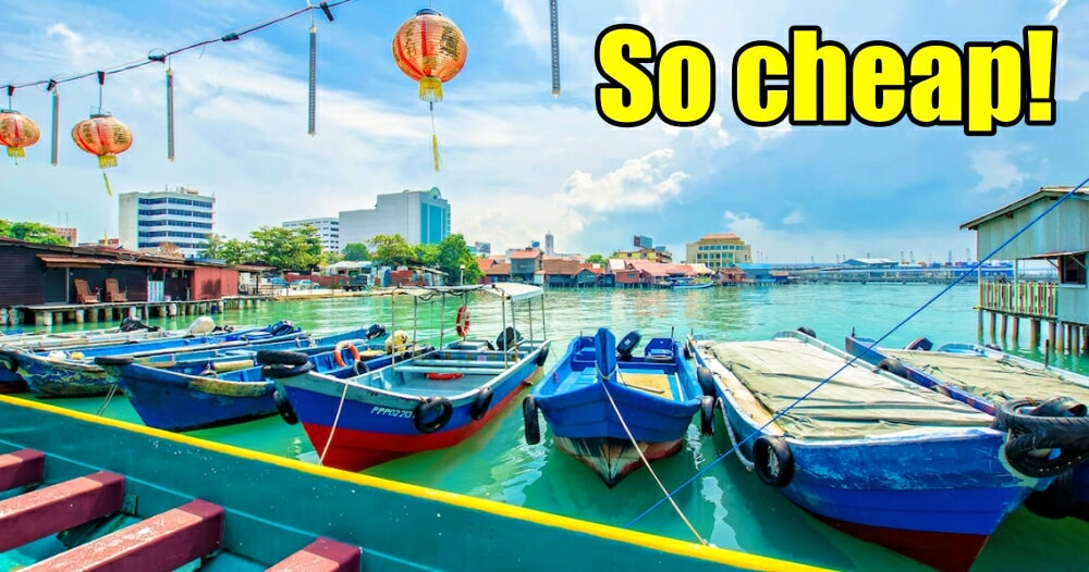 Penang Ranked the 19th Cheapest Holiday Destination in the World! - WORLD OF BUZZ 1