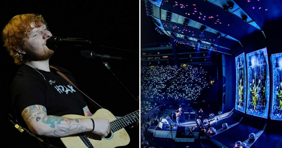 PR Worldwide: Ed Sheeran Tickets With Fake Barcodes & Seat Numbers Are Being Sold - WORLD OF BUZZ 1