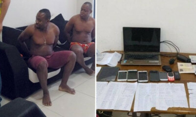 Nigerian Love Scam Syndicate Busted in KL By M'sian & Thai Police - WORLD OF BUZZ