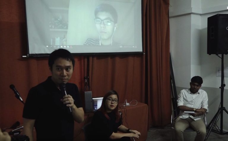 Singaporean Found Guilty of Illegal Assembly After Inviting HK Activist to Speak at Event via Video Call - WORLD OF BUZZ 1