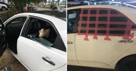S'poreans In JB Leave Valuables In Car, Car Gets Looted In Broad Daylight 5 Minutes Later - WORLD OF BUZZ 5