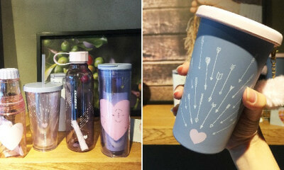 Starbucks M'sia's New Valentine Collection is Available on Feb 1 & We Can't Wait to Get Them! - WORLD OF BUZZ 9