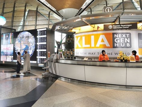 Starting 1 January 2019, Travellers May Experience Poor Cellular Service in KLIA & klia2, Here's Why - WORLD OF BUZZ