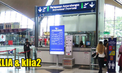 Starting 1 January 2019, Travellers Using KLIA % klia2 To Brace For Cellular Service Disruption - WORLD OF BUZZ