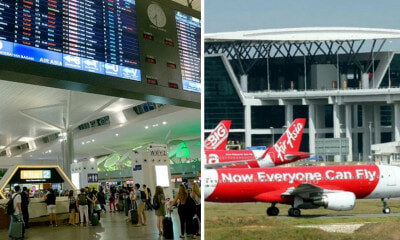 Starting 7th Jan, AirAsia Will Stop Charging klia2 Fee to Keep Fares Low - WORLD OF BUZZ 2