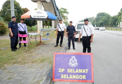 Starting Jan 29, You Will Get Rm300 Summons For These 6 Traffic Offences During Ops Selamat 14 - World Of Buzz