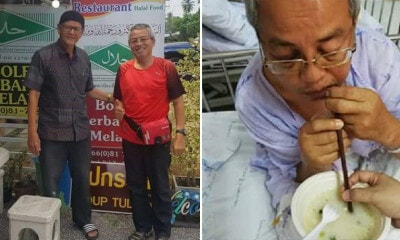Thai Resident Helps Injured M'sian Couple That Are Not Allowed to Come Home - WORLD OF BUZZ