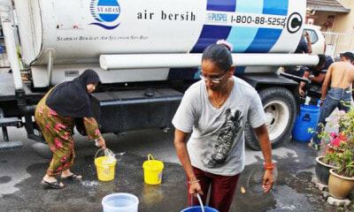 These Areas in KL Will Experience Water Supply Disruptions Starting 12 January - WORLD OF BUZZ