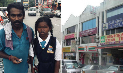 This Man is Offering to Wash Cars in Shah Alam So He Can Buy His Daughter's School Books - WORLD OF BUZZ