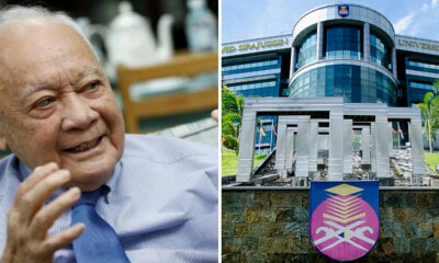 UiTM's Founding Director Says Non-Bumiputera Students Should Be Accepted Too - WORLD OF BUZZ 2