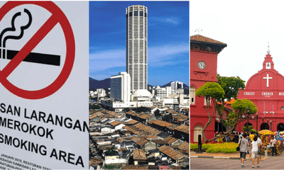 USM Research: Air Quality In Penang And Melaka Better After The Smoking Ban - WORLD OF BUZZ 3