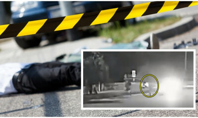 Video: Caught On Tape, A School Janitor Becomes Hit-And-Run Victim In USJ 14 - WORLD OF BUZZ 3