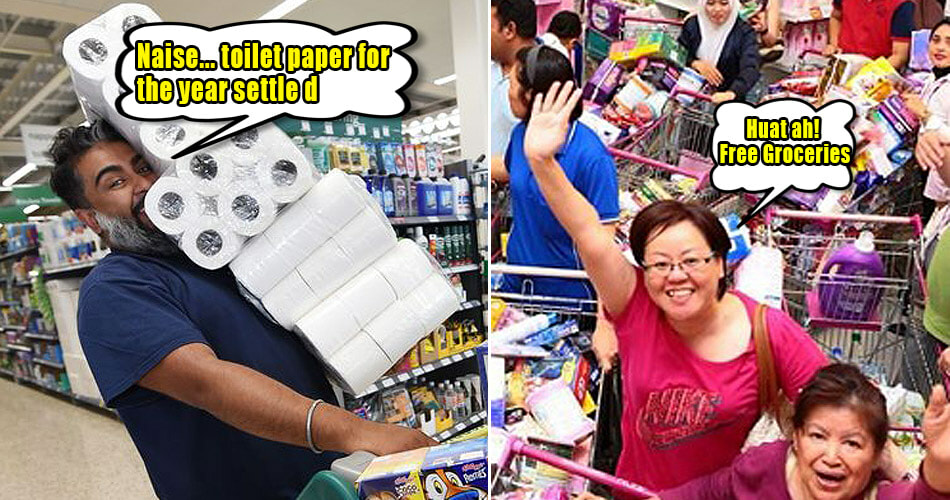 Want to Shop, But No Money? Here's How You Can Grab Anything You Want in 3 Min This CNY - WORLD OF BUZZ