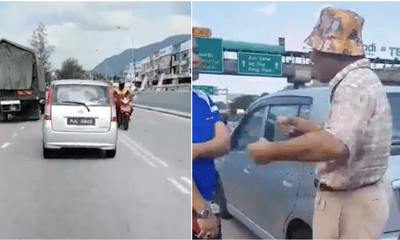 Watch: Dangerously Driven Notorious Car In Penang Finally Caught - WORLD OF BUZZ 1